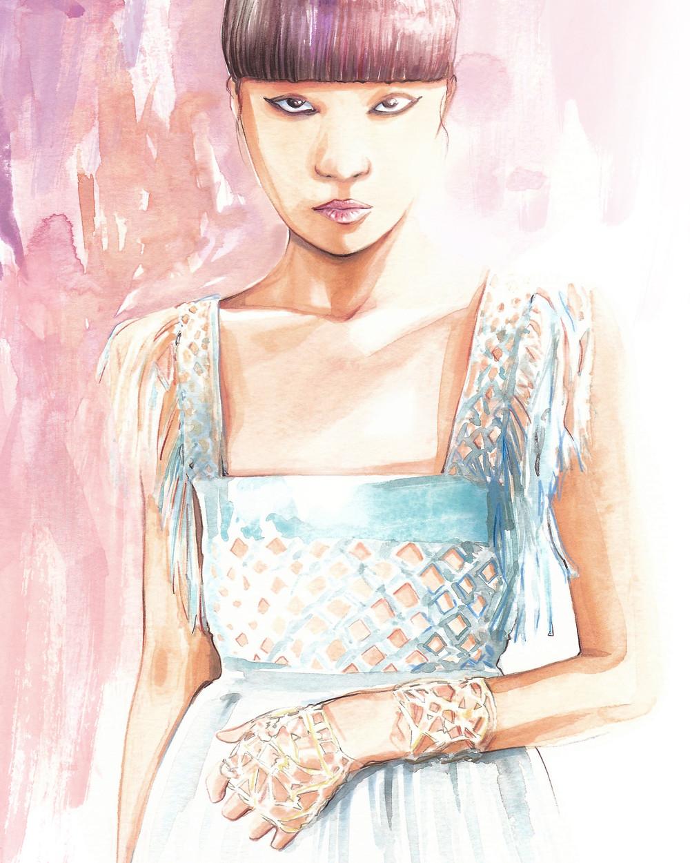Maira Grazia Chiuri's Christian Dior New Haute Couture collection