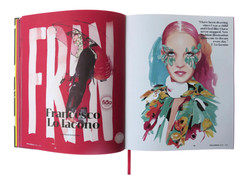 FIBLE Fashion Illustration Book