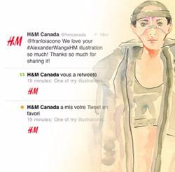 Alexander Wang X H&M (Canada)