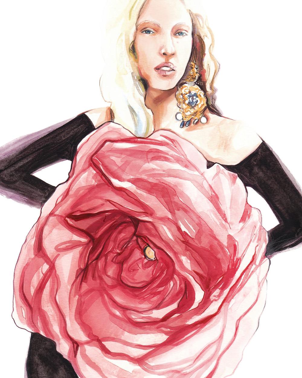 Daniel Roseberry's SCHIAPARELLI New Haute Couture collection