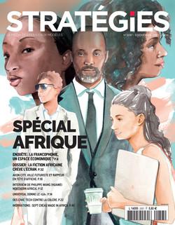 Stratégies Magazine