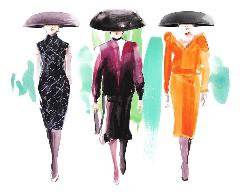 Demna Gvasalia's BALENCIAGA New Haute Couture collection