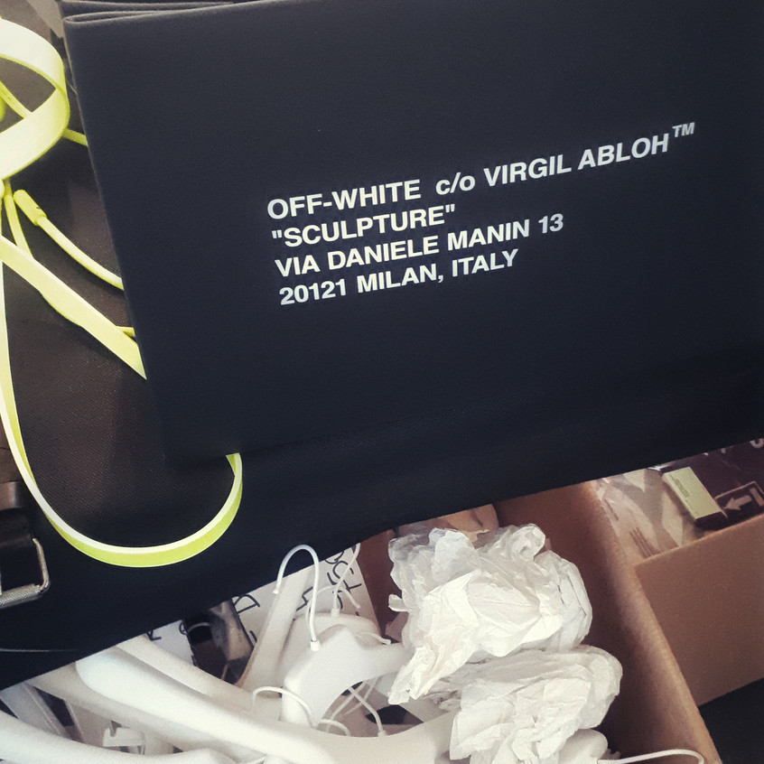OFF-WHITE c/o VIRGIL ABLOH™ SS19