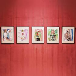 2021 Wuhan Fashion Art Festival Exhibition
