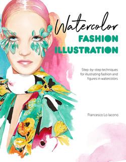 Watercolor Fashion Illustration Book