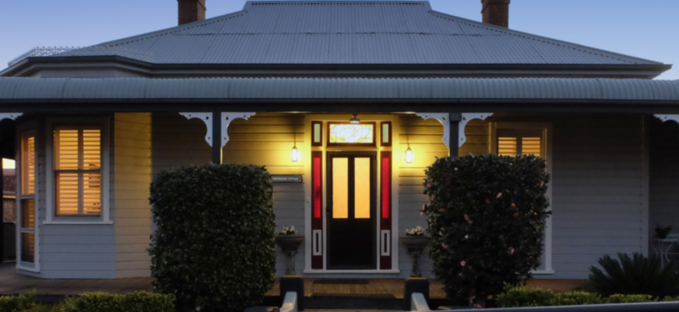 Courthouse Cottage - Temora Bed and Breakfast