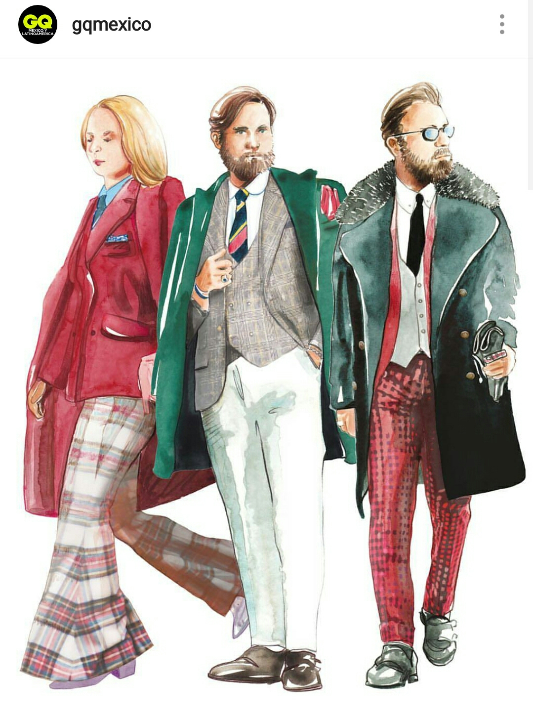 Pitti Uomo for GQ México