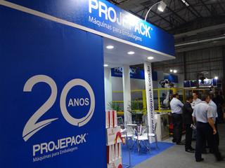 Projepack tem participação positiva na FIMMA 2015