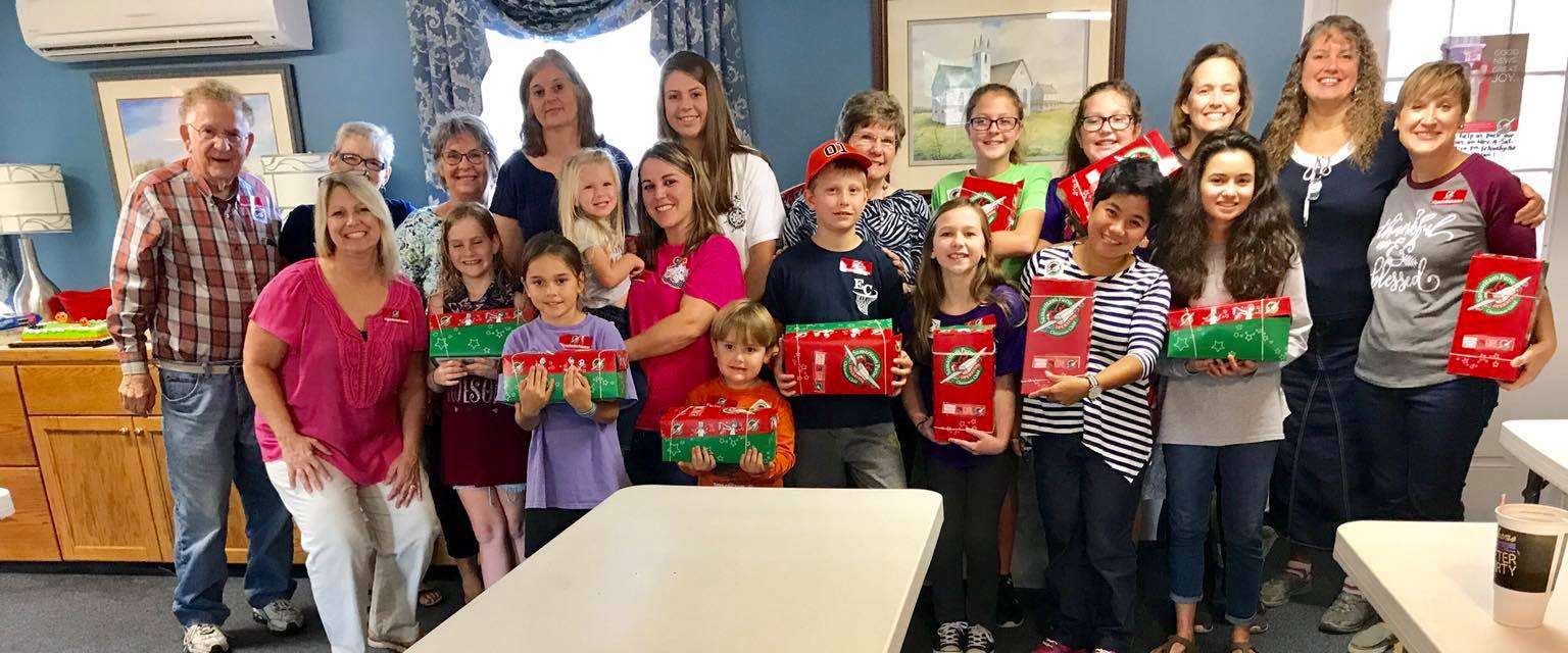 The Shoebox Elves of 2017