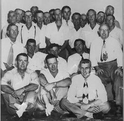 The Baptist Men 1950's