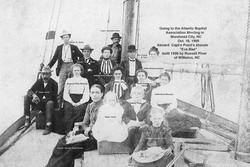 Sailing to Atlantic Baptist Association