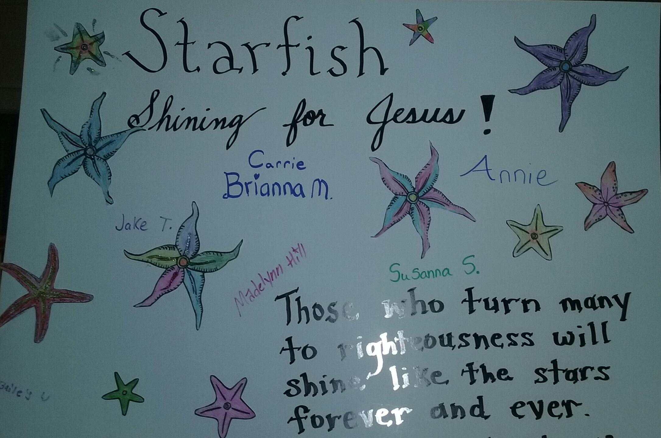 Starfish Class