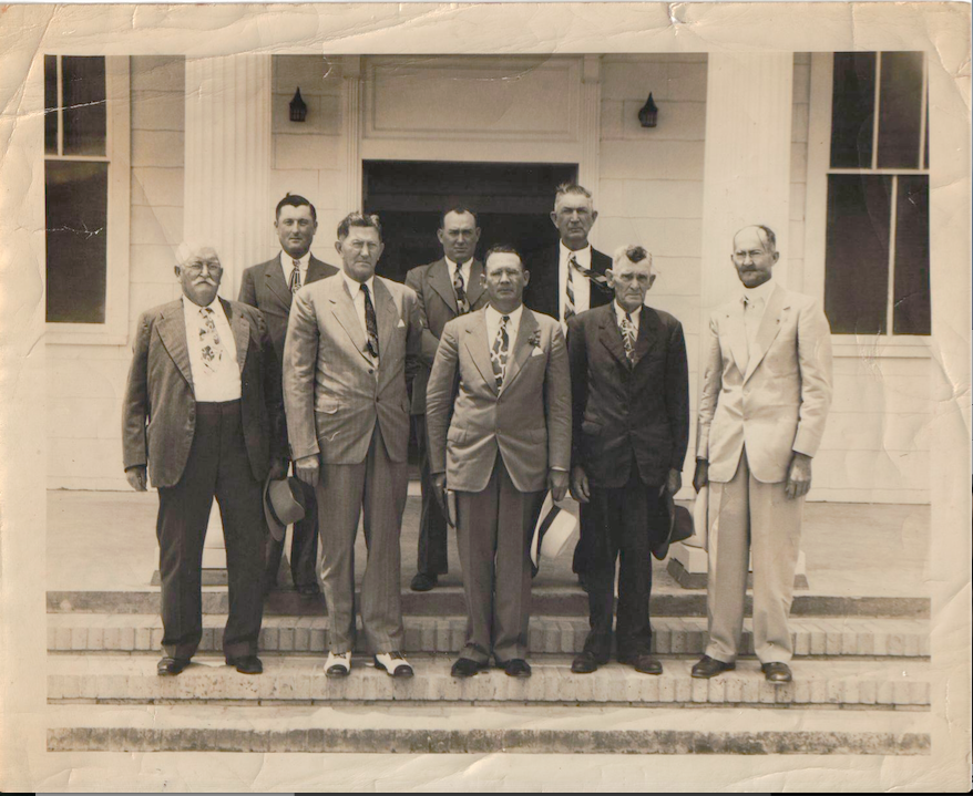 Deacon Board 1946