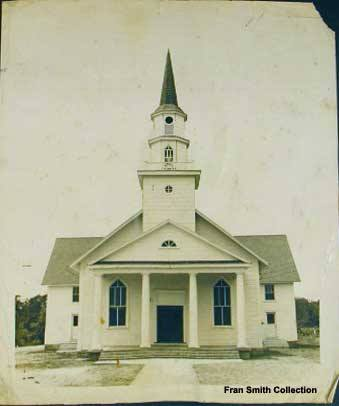 Church Rebuilt 1947