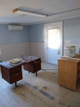Florence-Pastor's office