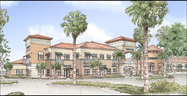 Donald Ross Retail and Office Village Tenant Improvements – Jupiter, FL