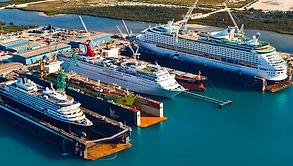 Tropical Shipping Company Facilities - Freeport, Bahamas