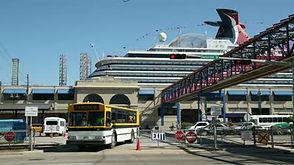 Galveston Cruise Terminal - Galveston, TX