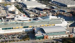 Tampa Terminal # 2, Tampa Port Authority - Tampa, FL