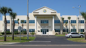Public Safety Facility, City of Tarpon Springs - Tarpon Springs, FL.