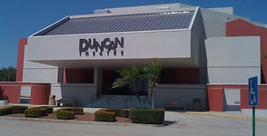 Duncan Theater, Palm Beach Community College – Lake Worth, FL