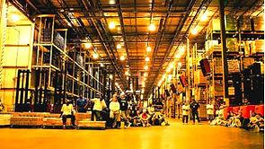 WalMart Warehouse Distribution Center - Brooksville, FL