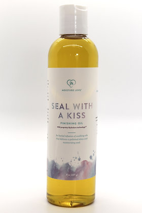 Moisture Love - Seal With A Kiss Finishing Oil 8 oz.