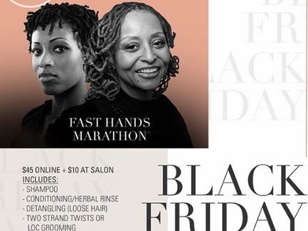 Fast Hands Marathon: Black Friday Edition is BACK!