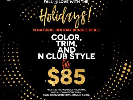 Holiday Bundle Deal Ends Dec 31st