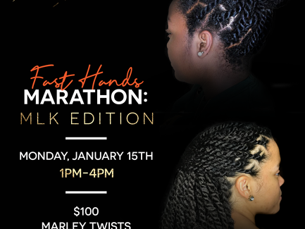Get Marley Twists for just $100