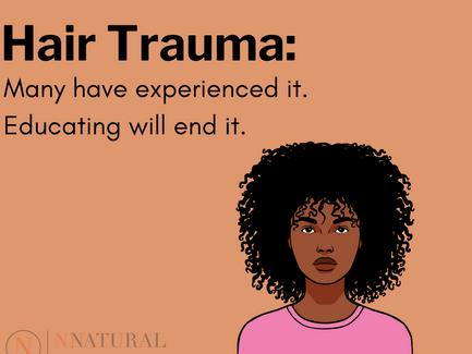 Hair Trauma - Curly Girls Know