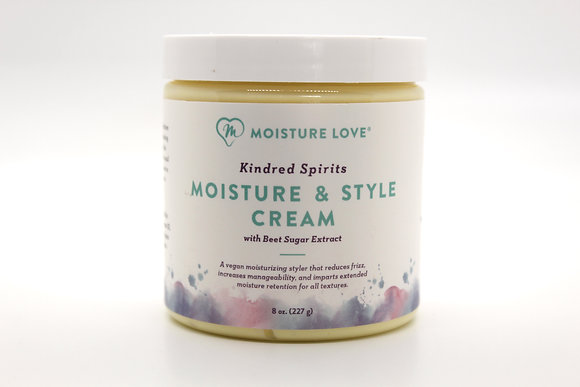 8 oz. Moisture Love - Kindred Spirits Moisture & Style Cream