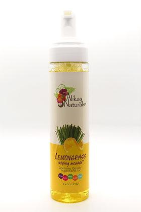 Alikay Naturals - Lemongrass Styling Mousse 8 oz.