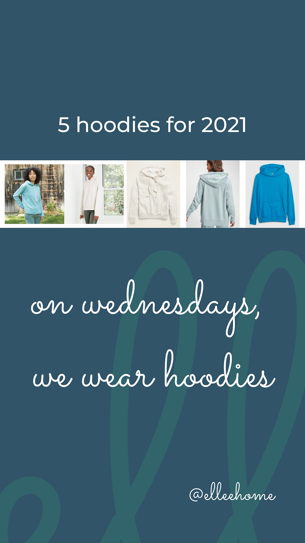 5 hoodies for 2021