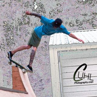 Skater Mac Carmony