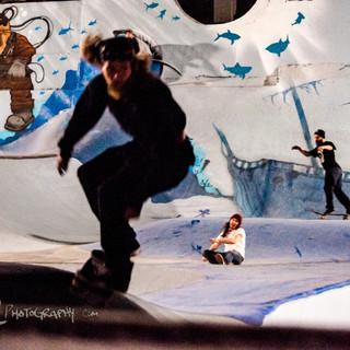 Burnside Skaters