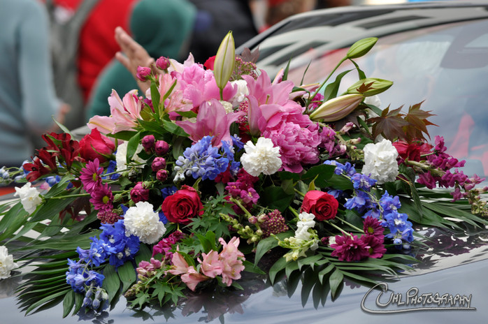 Car Bouquet