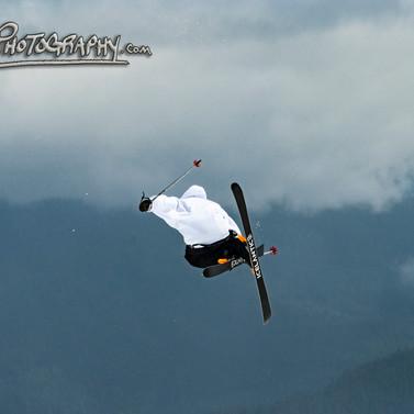 Icelantic skier Parker Norvell