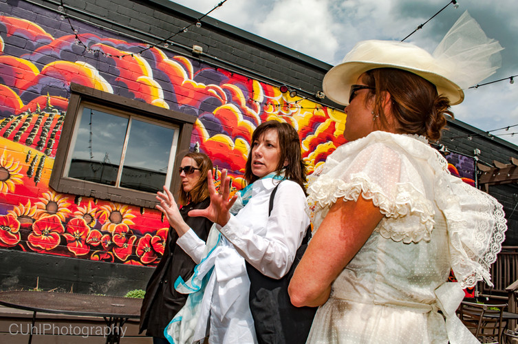 Talking about murals