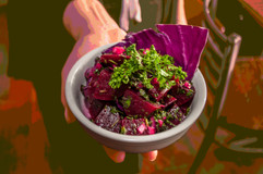 Beet Salad by Pambiche PDX