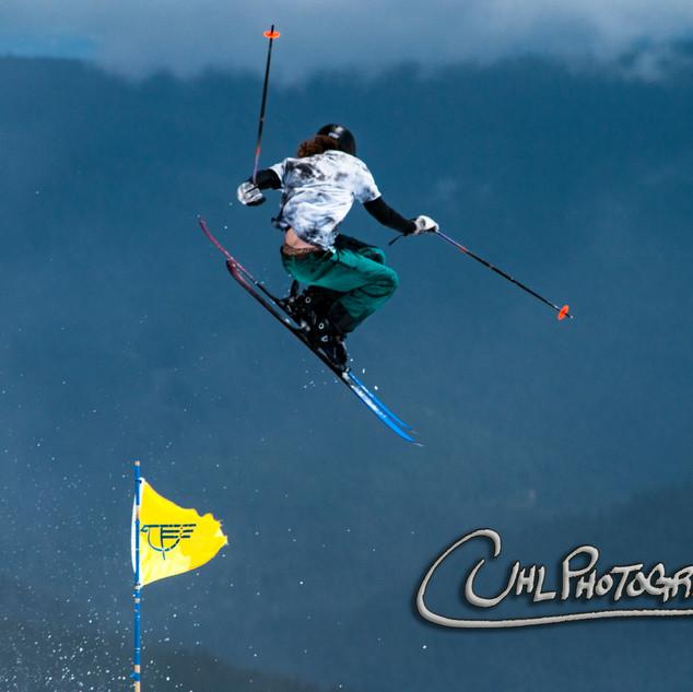 Timberline Skier