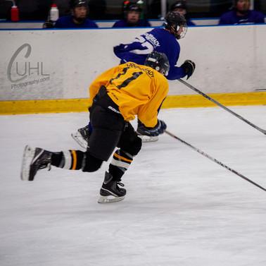 Sherwood Ice Arena Hockey