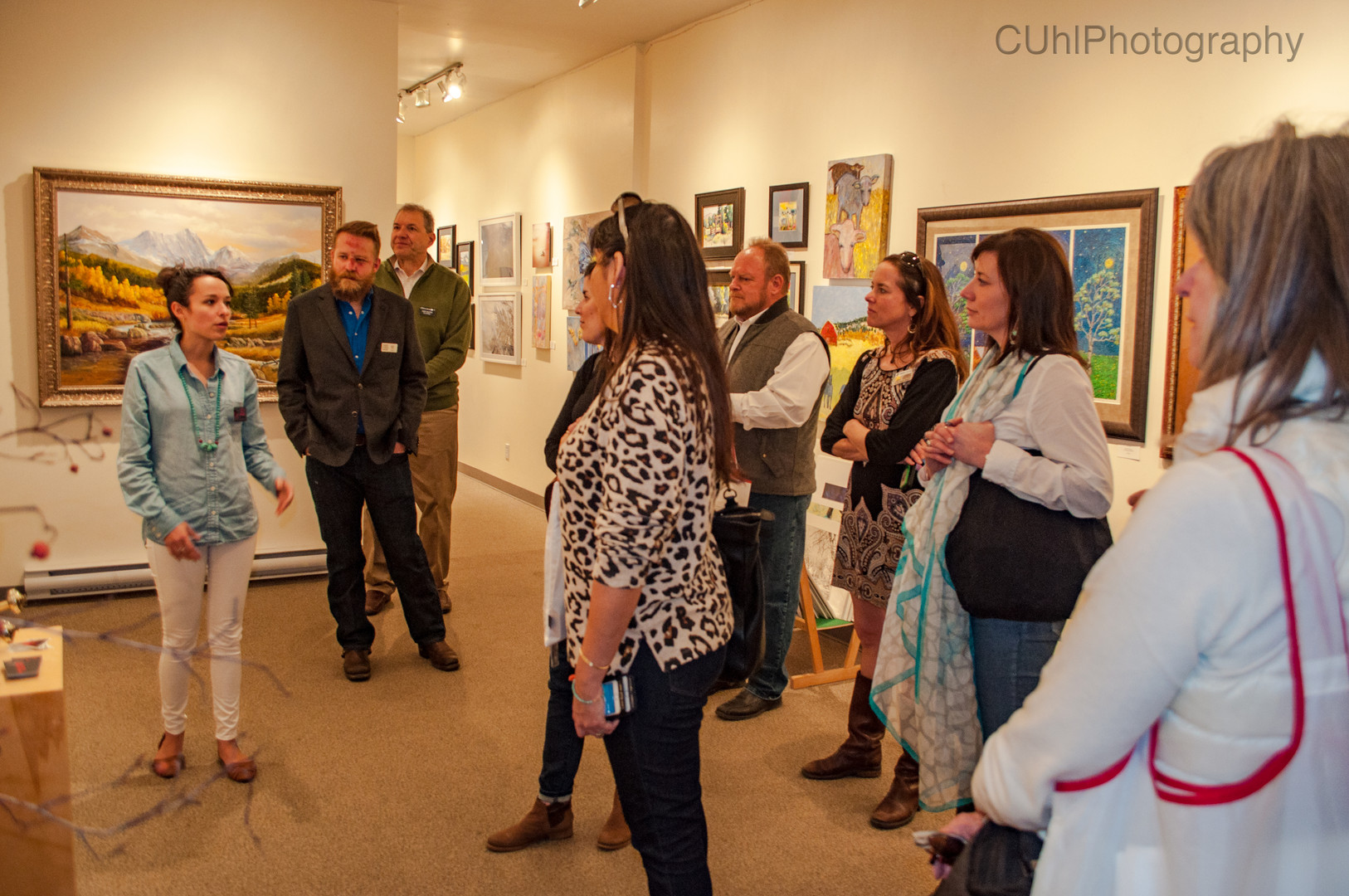 Visual Arts Gallery