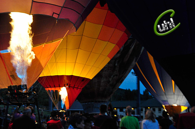 Balloons Glow Festival