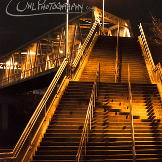 Waterfront Pedestrian Bridge