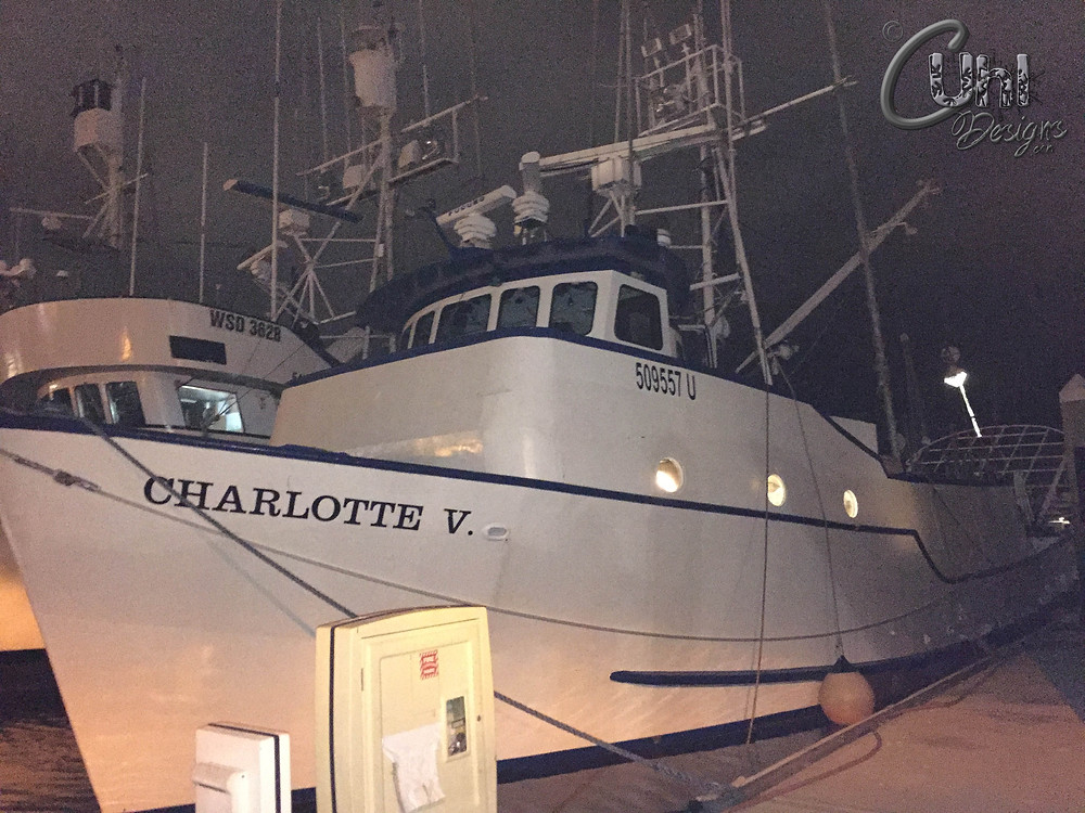 Charlotte V. Swordfishing Boat