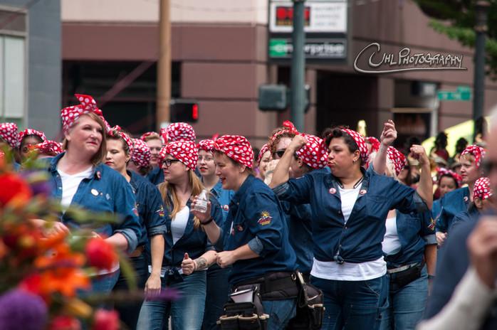 Rosie the Riveters