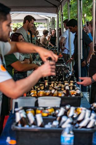 The Beer Line