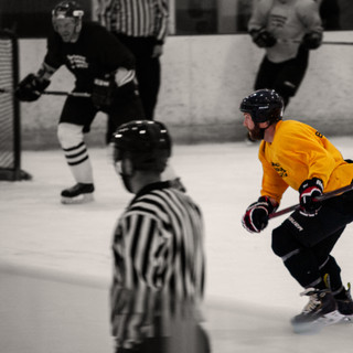 Hockey Player Rory Kriz