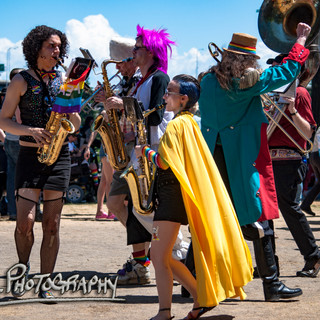 Pride Parade Marching Band